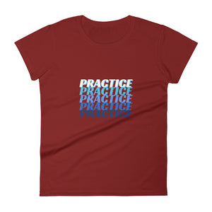 PRACTICEx5 Womens Tee - Conway + Banks Hockey Co.