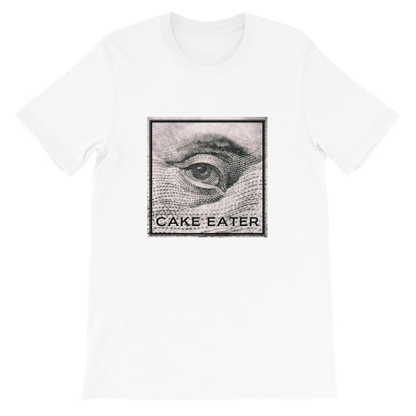 Cake Eater Mens Tee-Mens-Conway + Banks Hockey Co.-White-XS-Conway and Banks Hockey Co.