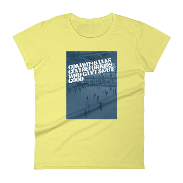 Center For Kids - Womens Tee
