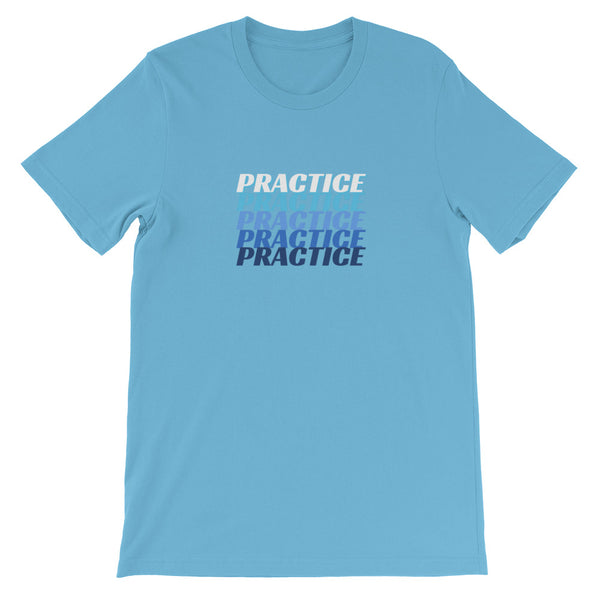 PRACTICEx5 Mens Tee-Mens-Conway + Banks Hockey Co.-Ocean Blue-3XL-Conway and Banks Hockey Co.