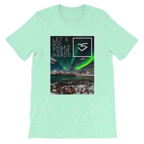 STAHL Mens Tee-Mens-Conway + Banks Hockey Co.-Heather Mint-S-Conway and Banks Hockey Co.