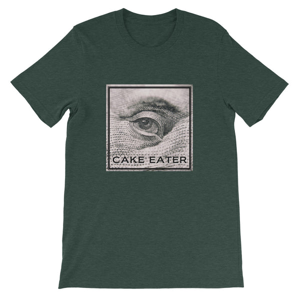 Cake Eater Mens Tee-Mens-Conway + Banks Hockey Co.-Heather Forest-S-Conway and Banks Hockey Co.