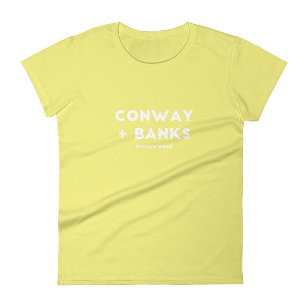 CB Hockey Wear Womens Tee
