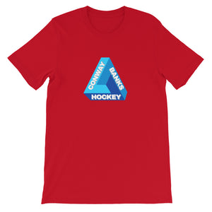 Impossible CB Hockey Mens Tee - Conway + Banks Hockey Co.