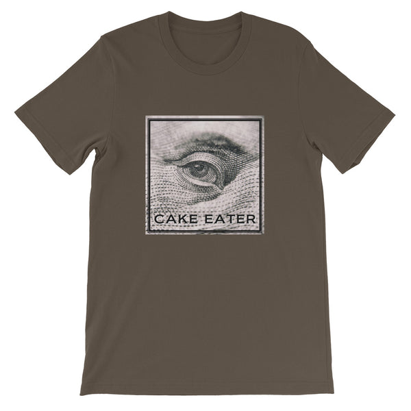 Cake Eater Mens Tee-Mens-Conway + Banks Hockey Co.-Army-S-Conway and Banks Hockey Co.