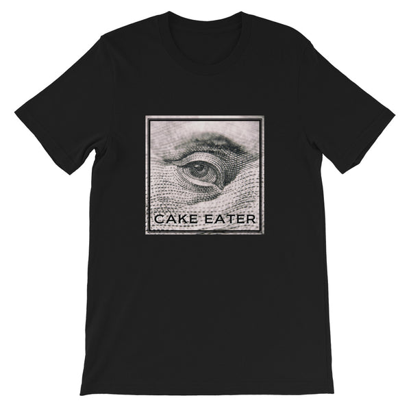 Cake Eater Mens Tee-Mens-Conway + Banks Hockey Co.-Black-XS-Conway and Banks Hockey Co.