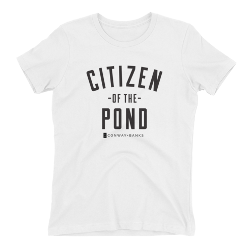 Citizen of the Pond Tee Womens