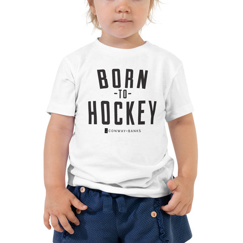 Born To Hockey (Toddler)
