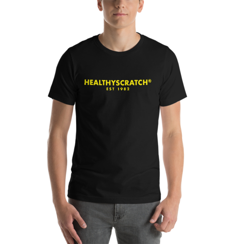 Healthy Scratch Mens Tee - Conway + Banks Hockey Co.