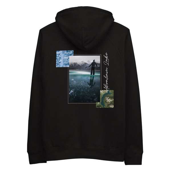 Natalie Gillis - Day On Abraham Lake Unisex Eco Hoodie - Conway + Banks Hockey Co.