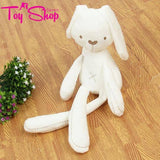 Cute Soft Stuffed Plush Bunny Doll Baby Sleeping Mate