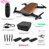Upgraded Foldable RC Mini Drone with HD Camera