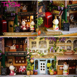 Handmade Box Theatre Miniature Dollhouse
