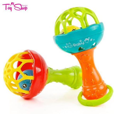Intelligent Baby Rattle