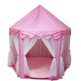 New Foldable Princess Castle Tent