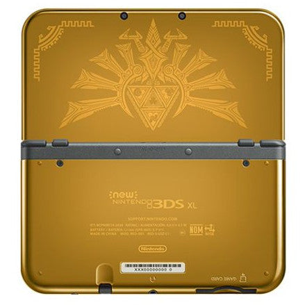 New 3DS XL (Hyrule Edition)