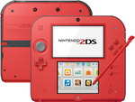2DS (red)