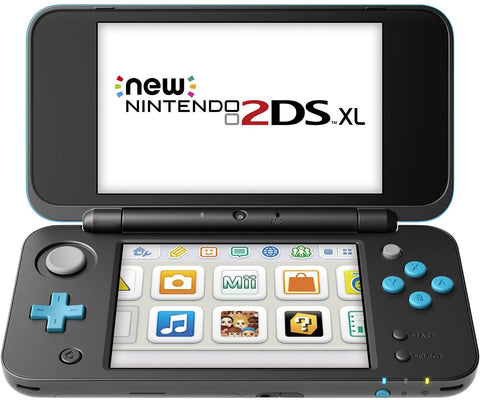 New 2DS XL (blue - black)