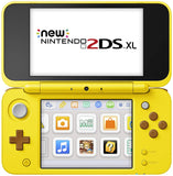 New 2DS XL (Pikachu Edition)