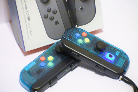 JoyCons Housing Mod - Ice Blue