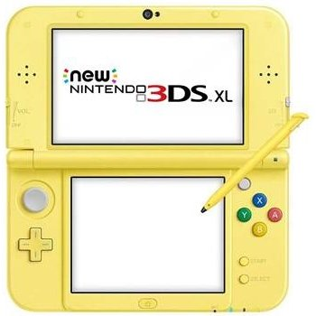 New 3DS XL (Pikachu Edition)