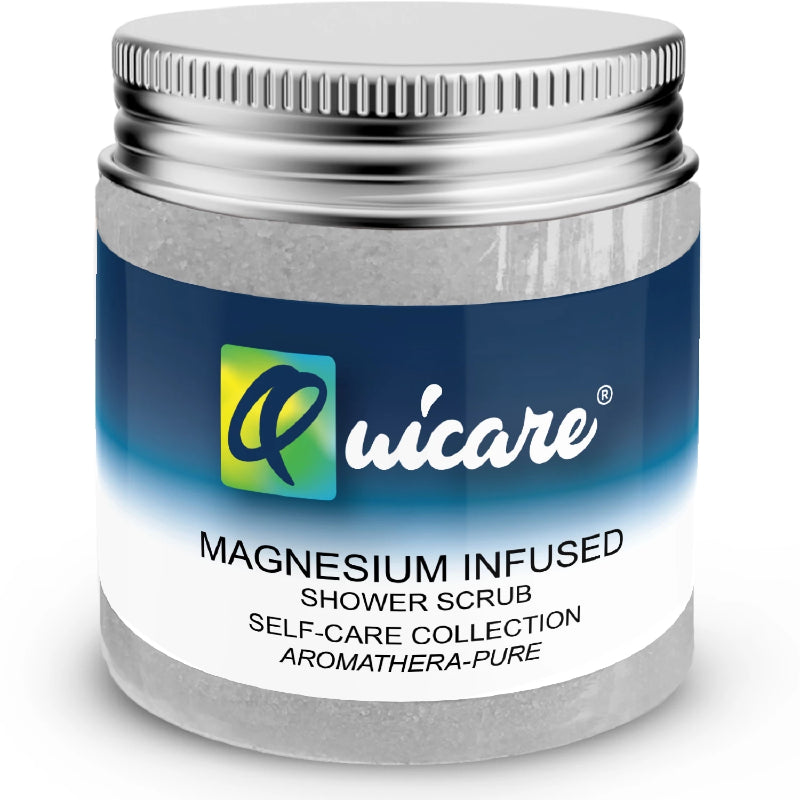 Magnesium Natural Salt Body Scrub Aromathera-pure - Quicare Store