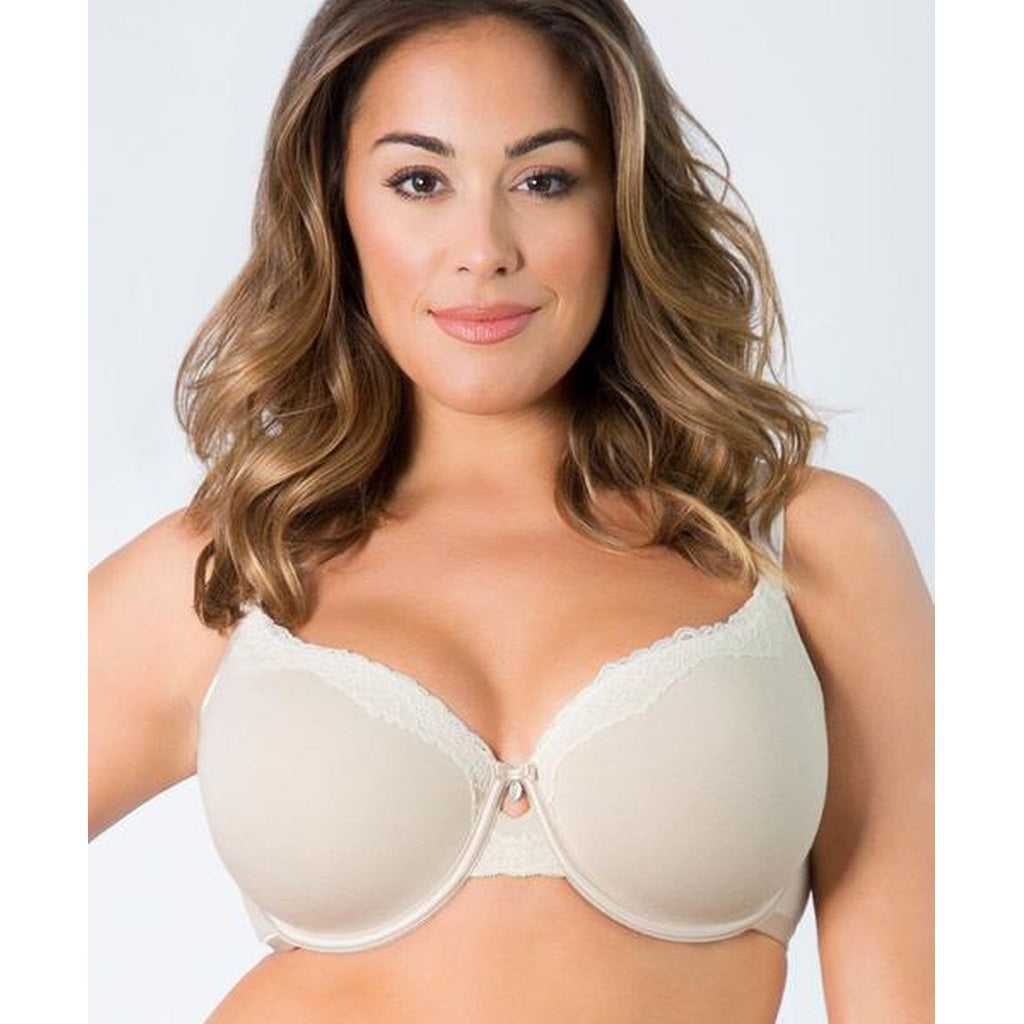 Cotton Luxe T-shirt Bra