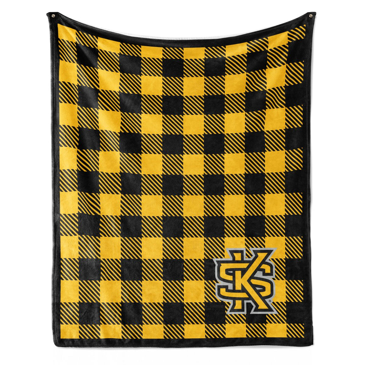 Official NCAA Kennesaw State Owls - Fleece Blanket 2 sizes
