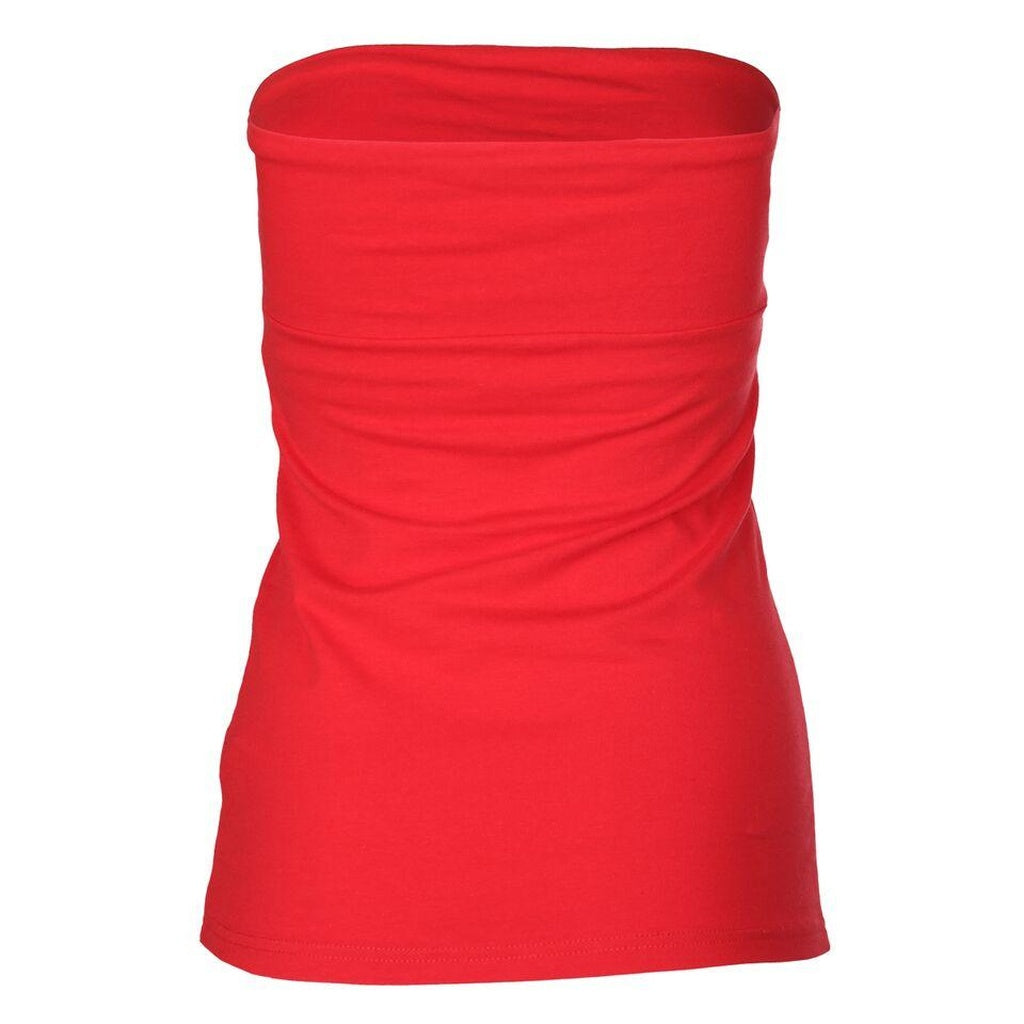 Women's Well Fitted Sleeveless Cotton Spandex Tailgate Soft Premium Dress