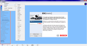 ✅Bosch ESI TRONIC 2013+2016 DIAGNOSTIC SOFTWARE FULL DVD Electrical Diagrams KTS OBD2 Service