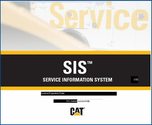 ✅Caterpillar SIS 01.2018 SOFTWARE SERVICE PARTS WIRING DIAGNOSTIC REPAIR OBD