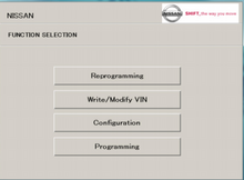 Load image into Gallery viewer, ✅Nissan NERS 2019 ECU Reprogramming CODING Software 4.03 LATEST VERSION