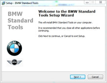 Load image into Gallery viewer, ✅BMW Standard Tools 2.12, 2.11, 2.10 [2012] PROGRAM PACKAGE FOR OBD