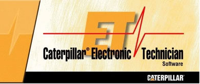 ✅Caterpillar Electronic Technician 2017A DIAGNOSTIC SCANNER PROGRAM