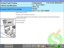 Load image into Gallery viewer, ✅VASPC Vas PC Version 19.01.01 DEALER SCANNER DIAGNOSTIC SOFTWARE OBD2 VAS5054A