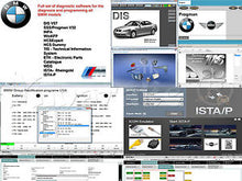Load image into Gallery viewer, ✅ REMOTE INSTALLATION SERVICE FOR BMW ISTA+ D RHEINGOLD  E-Sys INPA NCS OBD COMPLETE SOFTWARE FITS BMW✅