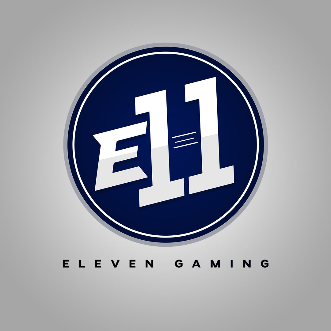 "<font color=""white"">  Welcome to Eleven Gaming!"