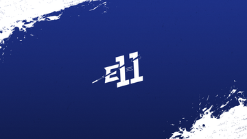 E11 Desktop Wallpaper Blue
