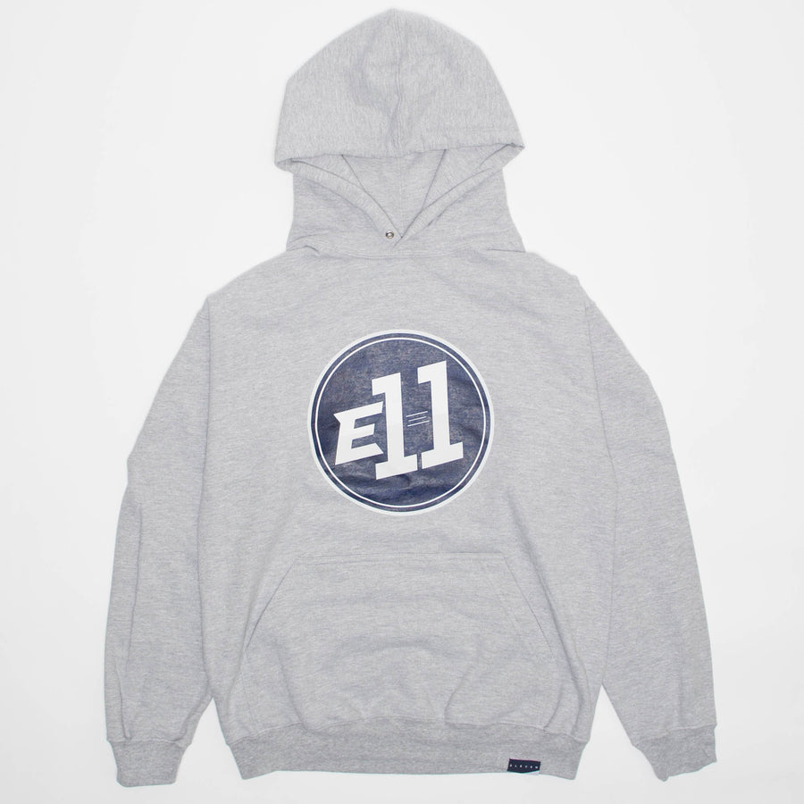 ESSENTIAL HOOD (GREY)
