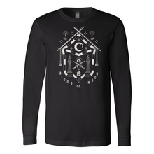 Load image into Gallery viewer, BM Crest L/S Tee