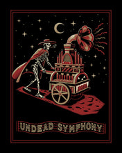 Load image into Gallery viewer, Undead Symphony Art Print