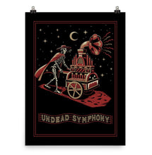Load image into Gallery viewer, Undead Symphony Art Print-Large