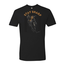 Load image into Gallery viewer, Stay Sharp Tee
