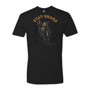 Stay Sharp Tee