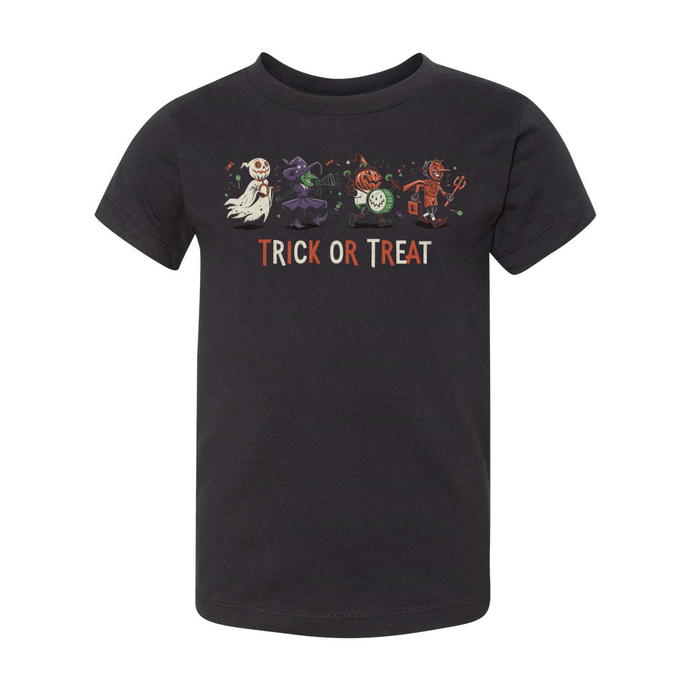 Trick Or Treat Toddler Tee