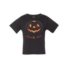 Load image into Gallery viewer, Vintage Jack-O'-Lantern Baby Tee