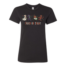 Load image into Gallery viewer, Trick Or Treat Women's Tee