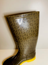 Load image into Gallery viewer, Fendi wellingtons, size 37