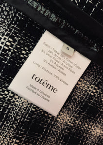 Totême trench coat, size S