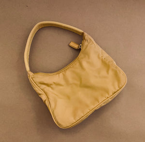 Vintage Prada Tessuto MV519 mini hobo bag